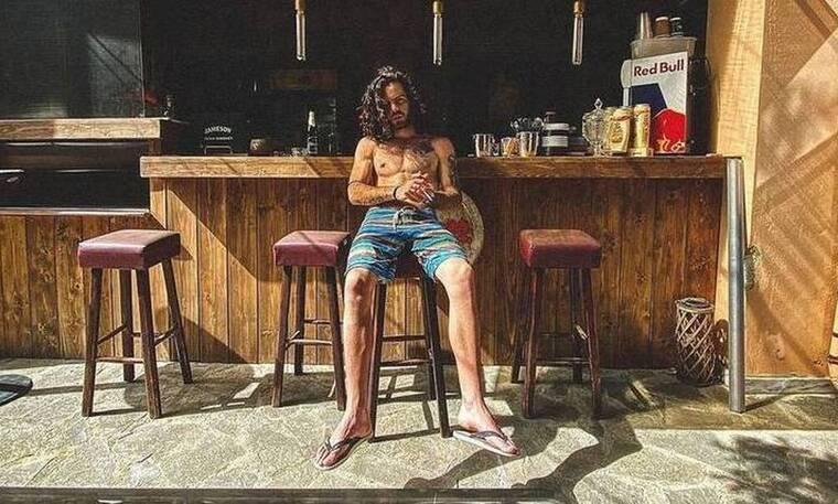 Άγγελος Λάτσιος: Η αλλαγή στο σώμα του είναι θεαματική - Η νέα φώτο του θα γίνει viral!