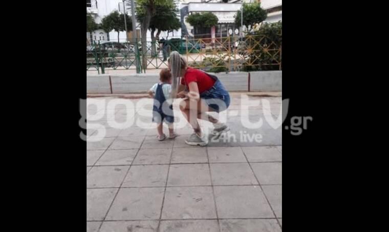 Αποκλειστικό: Γνωστή παρουσιάστρια κάνει διακοπές με την κόρη της - Σε αυτό το κανάλι θα τη δούμε