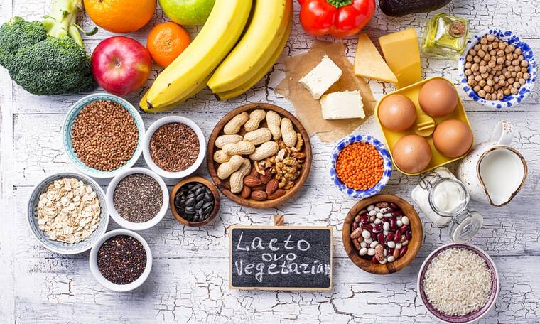 6 τύποι χορτοφαγικής διατροφής και τι περιλαμβάνει ο καθένας (video)