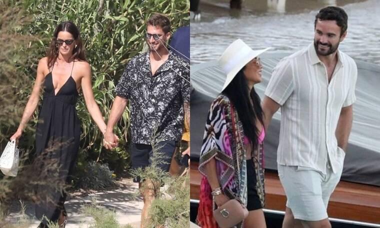 Οι ξένοι celebrities ψήφισαν Μύκονο - Οι βόλτες τους στο νησί των Ανέμων (Photos)