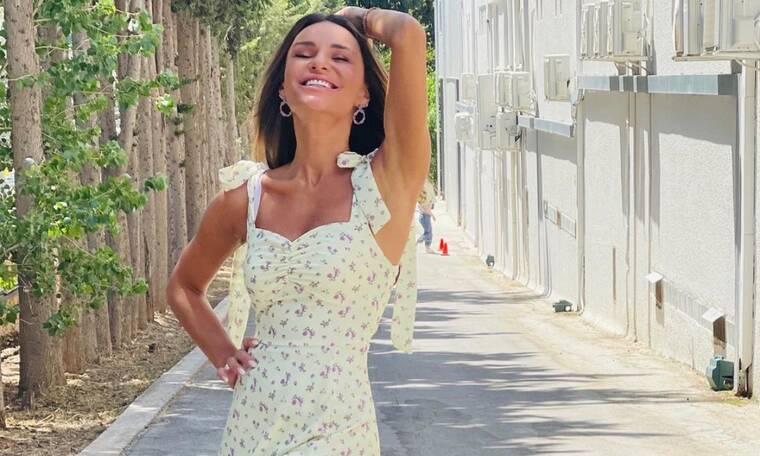 Έτσι είναι το πρόσωπο της Ελένης Τσολάκη χωρίς ίχνος μακιγιάζ (photos)