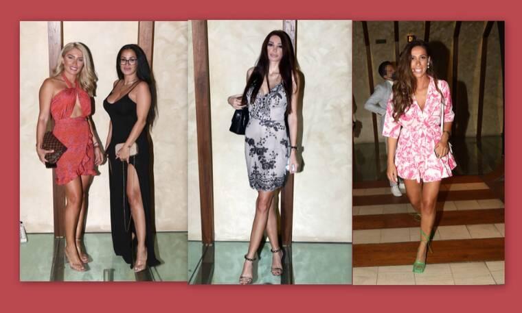 Λαμπερές παρουσίες και εμφανίσεις με στιλ από γνωστές κυρίες της Ελληνικής showbiz!