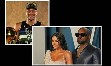 Kanye West: Νέο άλμπουμ για τον διεθνή ράπερ – Tα μηνύματα προς Kardashian και Αντετοκούνμπο