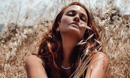 Σίσσυ Χρηστίδου: Η πρώτη φωτογραφία από την παραλία - Δίχως ίχνος μακιγιάζ και ρετούς