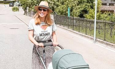Μαρία Ηλιάκη: Η επική φωτό από την περίοδο της εγκυμοσύνης της και τα… νεύρα!