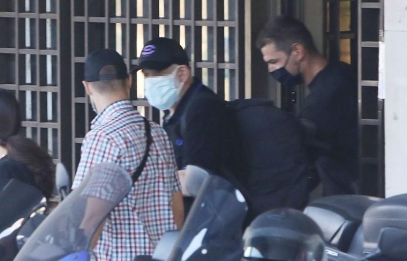 Φιλιππίδης: Τα πρώτα λόγια μετά την μεταφορά του στις φυλακές Τρίπολης: «Δεν το περίμενα ποτέ»