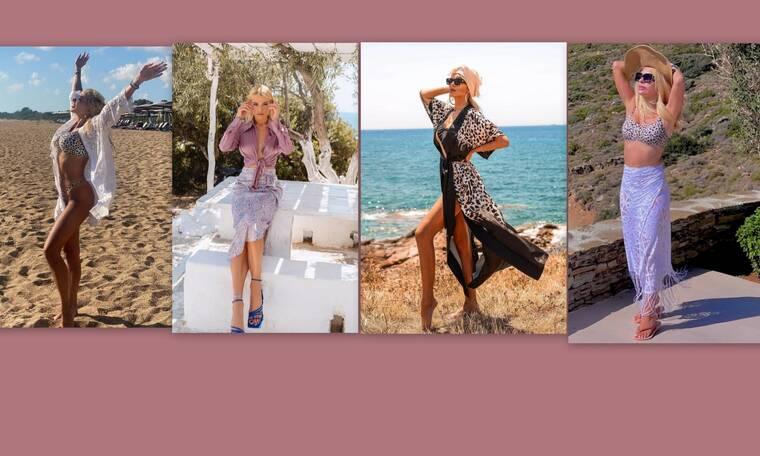Ελληνίδες παρουσιάστριες ποζάρουν με τα τελειότερα summer looks! Αέρινα και στιλάτα –Πάρε ιδέες
