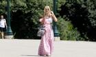 Καινούργιου: Έτσι απογειώνει τη μάξι φούστα το καλοκαίρι – Έκανε την απόλυτη summer εμφάνιση