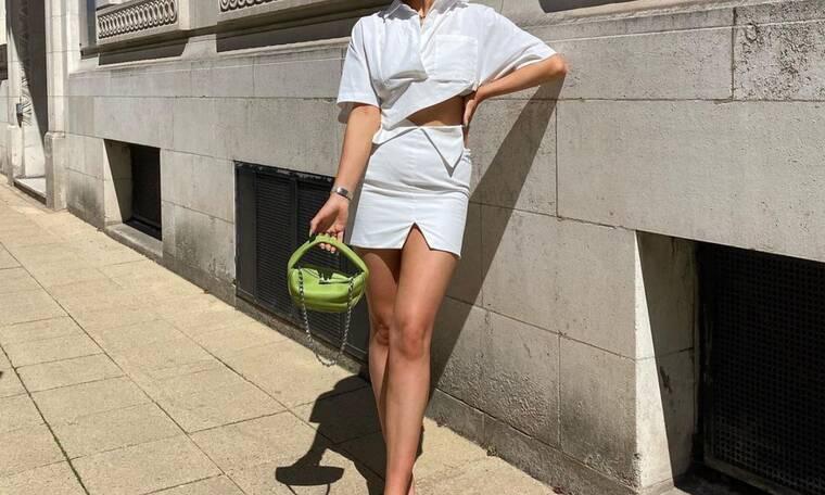 Όχι άλλο blue jean shorts! 10 λευκά σορτσάκια που θα φοράς όλο το καλοκαίρι