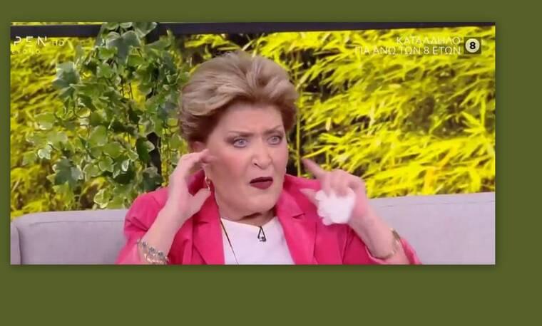 Βάσια Τριφύλλη: «Χείμαρρος» on air: «Βλέπεις ότι πάει να σε π@@@@@... » - «Κάγκελο» η Τσολάκη!