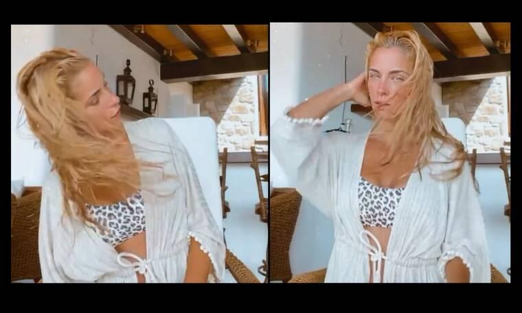 Δούκισσα Νομικού: Η αλλαγή στο look της έφερε πανικό στο Instagram – Τρελάθηκαν οι followers της