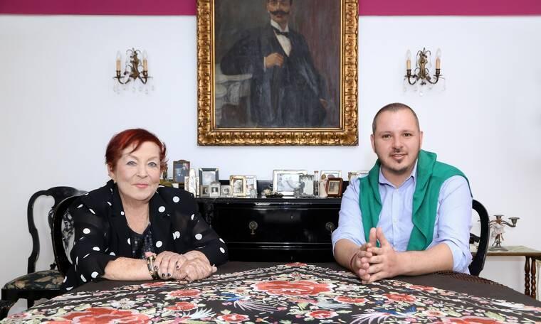 Κάκια Κοντοπούλου: «Η αντιστάρ» του δημοσιογράφου και συγγραφέα Γιάννη Βίτσα σε Καστελόριζο και Ρόδο