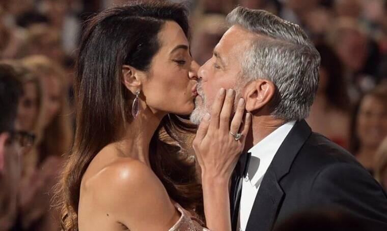 Amal Alamuddin: Περιμένει και πάλι δίδυμα; Οι φήμες και η αντίδραση του Clooney