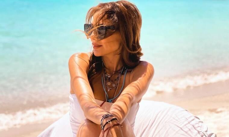 Η Δέσποινα Βανδή με μαγιό το 2007 και σήμερα! Η αλλαγή στο σώμα της τραγουδίστριας