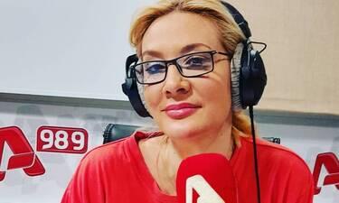 Μαρία Νικόλτσιου: «Φέτος κλείνω 29 χρόνια στη δημοσιογραφία»