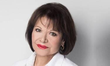 Πίτσα Παπαδοπούλου: Έκανε την έξοδό της και συναντήθηκε με ηθοποιό από τις Άγριες μέλισσες!