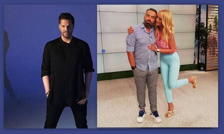 Τσαλίκης: Η αντίδρασή του μετά την ανακοίνωση του ΣΚΑΪ για το Big Brother και τους παρουσιαστές