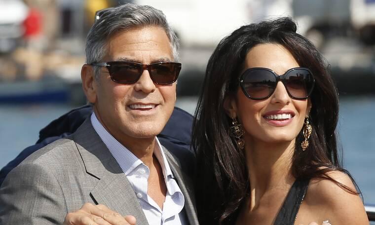 George και Amal Clooney: Περιμένουν τελικά τρίτο παιδί; - Ο εκπρόσωπός τους απαντά