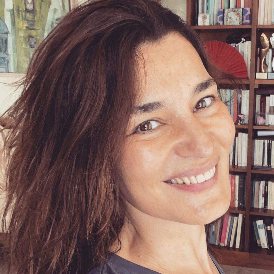 Μαρία Ναυπλιώτου: Ποζάρει με μαύρο μπικίνι στα 52 της χρόνια και ρίχνει το Instagram