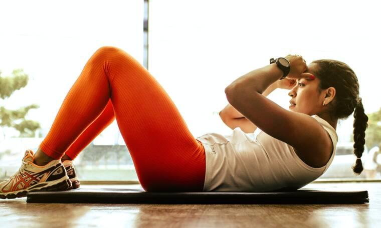 H καλύτερη άσκηση για να δυναμώσεις τον κορμό και τους κοιλιακούς σου (video)