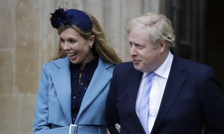 Boris Johnson: Θα γίνει ξανά μπαμπάς- Έγκυος η σύζυγός του, Carrie Symonds