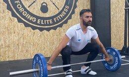 Θοδωρής Ιακωβίδης: Τεράστιο κύμα στήριξης στο Twitter για τον αθλητή της άρσης βαρών- Τα συγκινητικά σχόλια
