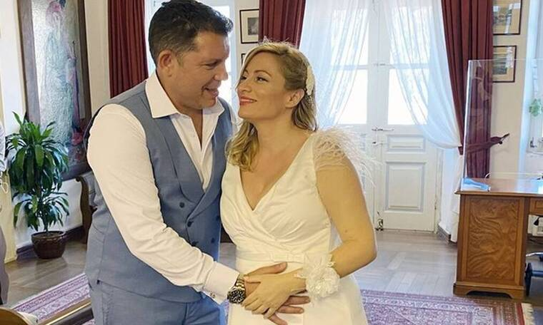 Γρηγόρης Μπιθικώτσης: Λίγο μετά τον γάμο του στη Μύκονο αποκαλύπτει το φύλο του μωρού που περιμένει!