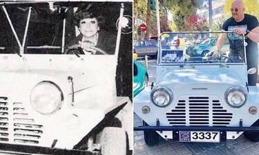 «Λίφτινγκ» στο αγαπημένο Mini της αξέχαστης Ρένας Βλαχοπούλου