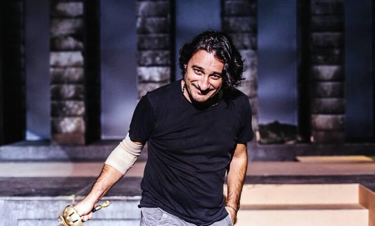 Βασίλης Χαραλαμπόπουλος: Δύσκολες ώρες για τον ηθοποιό