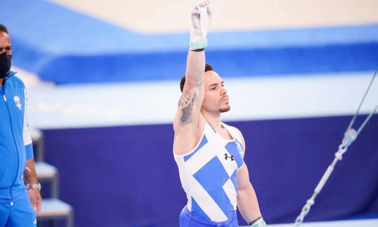 Ολυμπιακοί Αγώνες: Λευτέρης Πετρούνιας - Ένα «βηματάκι» από το χρυσό για τον Βασιλιά των Κρίκων (video)