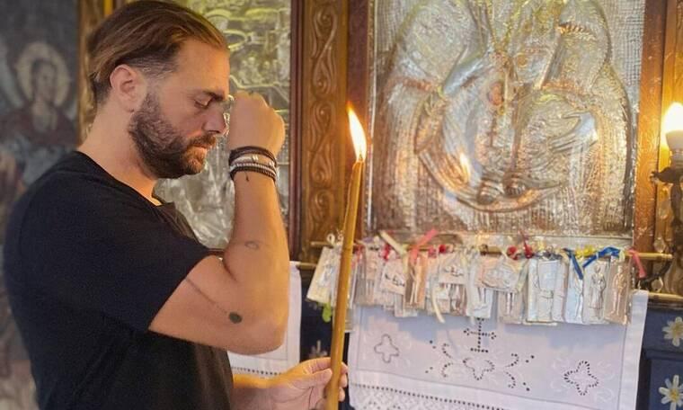 Ηλίας Βρεττός: Το τάμα του στην Παναγία την Αργοκοιλιώτισσα - Συγκλονίζει με τα λόγια του