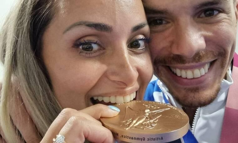 Βασιλική Μιλλούση στο Instagram: Το συγκινητικό post για το χάλκινο μετάλλιο του Πετρούνια