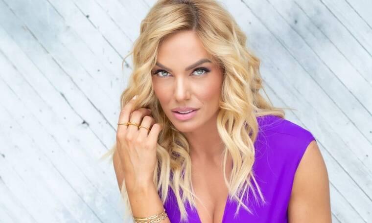 Ιωάννα Μαλέσκου: Χωρίς μακιγιάζ και φίλτρα είναι πολύ διαφορετική - Δες photo