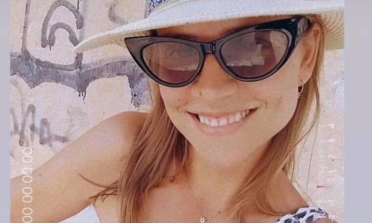 Δανάη Μιχαλάκη: Η πόζα με λεοπάρ μαγιό λίγο πριν τον γάμο