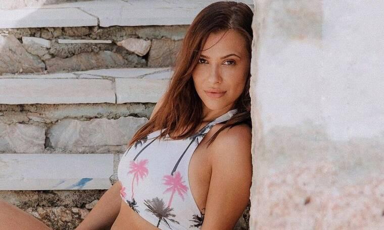 Λάουρα Νάργες: Έχει μείνει μισή - Η πιο σέξι φώτο της ever!