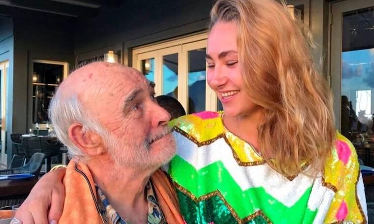 Διακοπές στην Ελλάδα για την εγγονή του Σον Κόνερι!