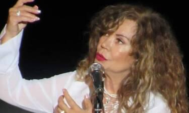 Ελένη Δήμου: Αγανακτισμένη η τραγουδίστρια: «Γιατί να μιλήσεις σήμερα; Λυπάμαι τόσο πολύ...»