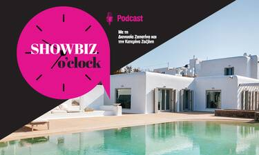 Podcast Showbiz o'clock: Οι διάσημοι stars επιλέγουν Ελλάδα. Πού θα τους συναντήσεις;