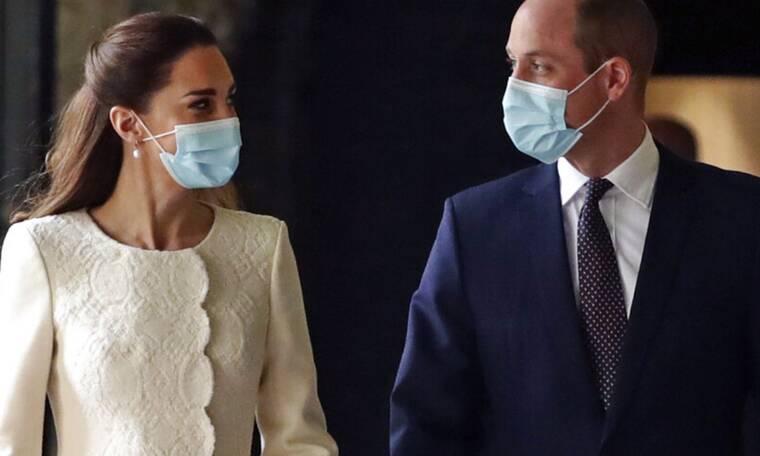 Kate Middleton και πρίγκιπας William κάνουν διακοπές σε μέρος που θυμίζει Καραϊβική (photos)