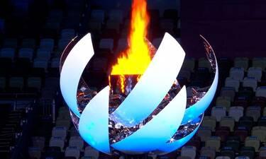 Ολυμπιακοί Αγώνες: Η τελετή λήξης - Έσβησε η φλόγα!