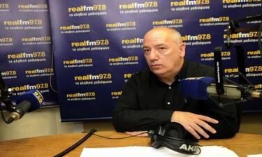 Θλίψη. Πέθανε ο δημοσιογράφος Βασίλης Μπουζιώτης