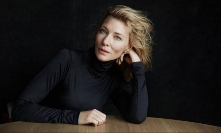 Cate Blanchett: Συγκλονίζει για τις φωτιές στην Ελλάδα: «να αφήσουμε τα σπίτια μας;»