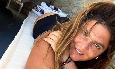 Δανάη Μπάρκα: «Κατά καιρούς έχω δεχτεί και πολύ άσχημα σχόλια»