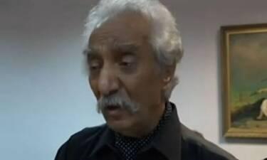 Κώστας Χατζής: «Μακάρι να είχε καεί μόνο το δικό μου σπίτι στην Εύβοια»