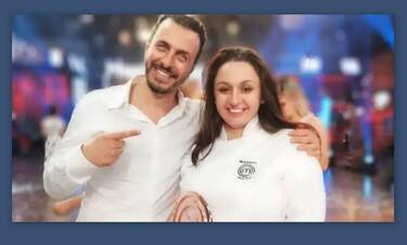 MasterChef: H Μαργαρίτα τήρησε την υπόσχεση που έδωσε στον Τζιοβάνι - Η κοινή φώτο τους από την Ρόδο