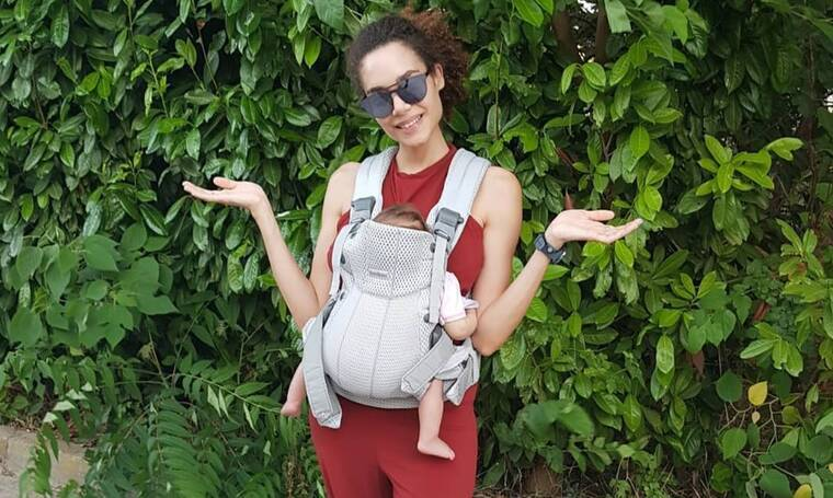 GNTM: Δείτε την Μαριάννα Παινέση με μαγιό τρεις μήνες μετά τη γέννα