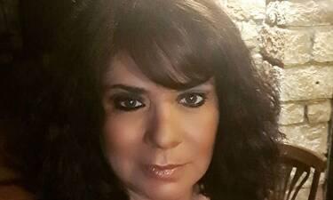 Βάσια Παναγοπούλου: Ποζάρει αγουροξυπνημένη και χωρίς ίχνος μακιγιάζ και είναι αγνώριστη