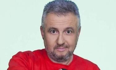 Στάθης Παναγιωτόπουλος: «Μόλις διαγνώστηκα θετικός στον κορονοϊό φοβήθηκα, δεν ήξερα τι να περιμένω»
