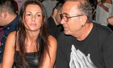 Σταμάτης Γονίδης – Κατερίνα Κουργιουξίδου: Βαφτίζουν την κόρη τους - Και το όνομα αυτής...