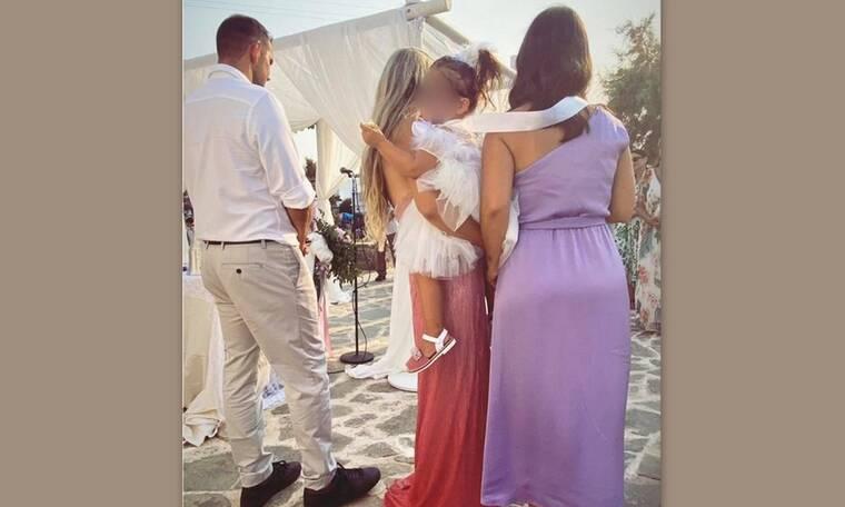 Γιώργος Παπανδρέου: Η λαμπερή βάφτιση της εγγονής του στην Κρήτη (Photos)